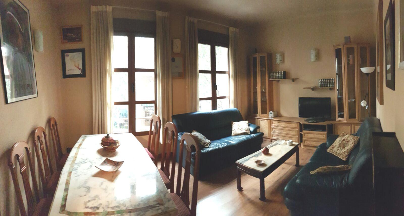 Piso en alquiler en calle menorca ibiza retiro madrid for Alquiler piso retiro