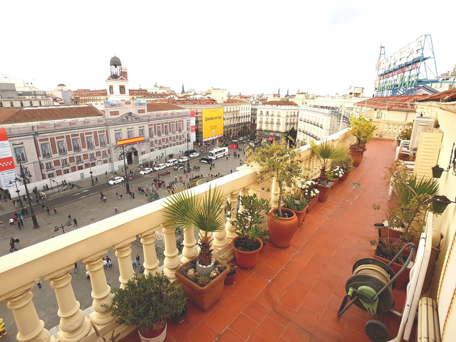 Piso en Venta en Plaza Puerta del Sol, Sol, Centro, Madrid